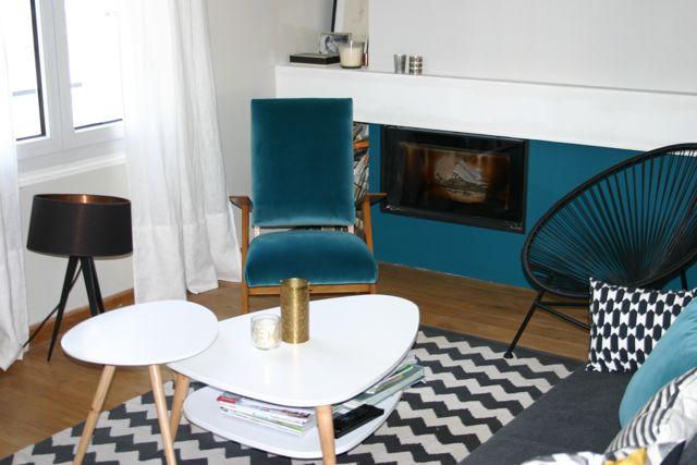 IMG 3739 Résultat Supérieur 50 Inspirant Fauteuil Bleu Paon Pic 2017 Kae2