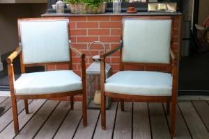 fauteuils Empire